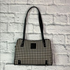 Houndstooth Beverly Hill Polo Club Purse
